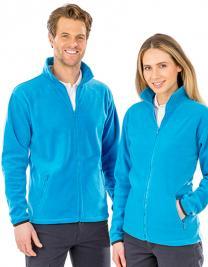 Ladies Fashion Fit Outdoor Fleece Jacket